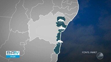 Chegada do inverno é marcada por baixas temperaturas na capital e no interior - Saiba como fica o tempo em Salvador e outras cidades baianas neste São João.
