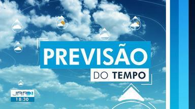 Confira a previsão do tempo para esta sexta-feira (21) em Roraima - Veja a temperatura na capital e no interior do estado.