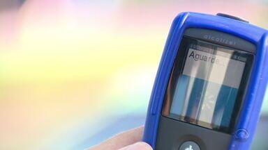 Novo bafômetro capta a presença de álcool em apenas 15 segundos - Objetivo é buscar a conscientização do maior número de condutores para não beber e dirigir.