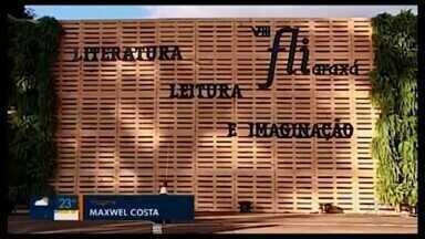 Mais de 100 autores estiveram nos cinco dias da Fliaraxá - Segundo maior festival literário do Brasil terminou neste domingo (23).