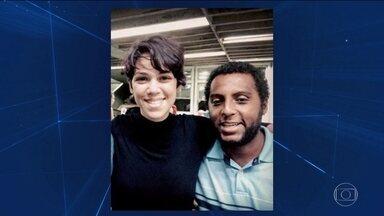 Polícia do Rio procura ex-namorado de universitária - Luíza Braga foi encontrada morta, neste fim de semana, no apartamento do ex-namorado Bruno Correa. Ela tinha marcas de estrangulamento e cortes. O caso vem sendo tratado como feminicídio.