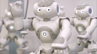 O mundo dos robôs humanoides