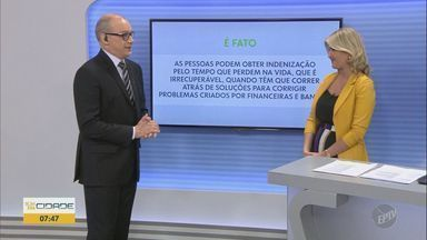 'Pode Perguntar': especialista esclarece informações falsas sobre a Reforma da Previdência - Para participar mande sua pergunta pelo e-mail podeperguntar@eptv.com.br .