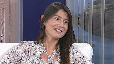Coordenadora do Museu da Energia de Salesópolis fala sobre as atividades do local - Simone Villegas conta que é comum receberem visitas de pessoas que vivem em locais urbanizados e estão tendo contato com a natureza pela primeira vez.