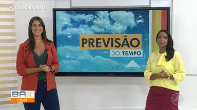 Previsão do tempo: feriado de Dois de Julho deve ter clima instável em toda Bahia - Em Salvador, as temperaturas variam entre 23ºC e 27ºC.