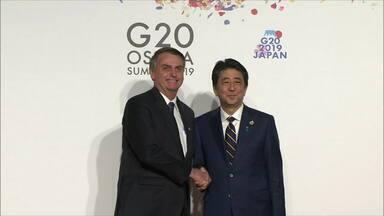 O G20 e seus acordos bilaterais