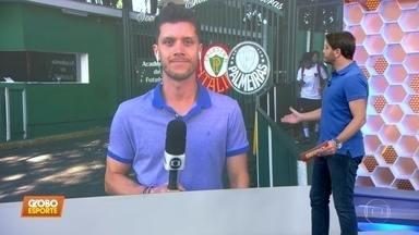 Palmeiras ao vivo: à espera de Gustavo Gómez, Verdão vence jogo-treino - Palmeiras ao vivo: à espera de Gustavo Gómez, Verdão vence jogo-treino
