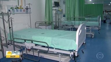 Hospital Getúlio Vargas inaugura 28 leitos de emergência - Obra de reforma e ampliação teve início em setembro de 2018.
