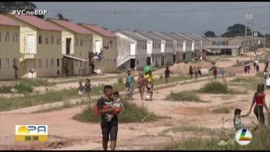 Em Ananindeua, famílias que ocupam um residencial farão um novo cadastramento - A decisão é do juiz federal da 5ª vara, Jorge Ferraz de Oliveira Junior.