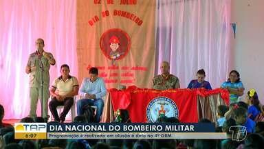 Em comemoração ao Dia do Bombeiro, quartel realiza programação social para militares - Programação foi voltada para a saúde e bem estar dos militares, seus familiares e aberto ao público em geral.