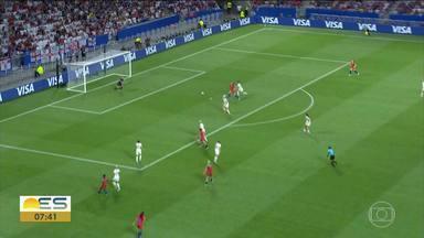 Confira os destaques do esporte com o goleiro Paulo Sérgio - Terça-feira teve partida da Copa América.
