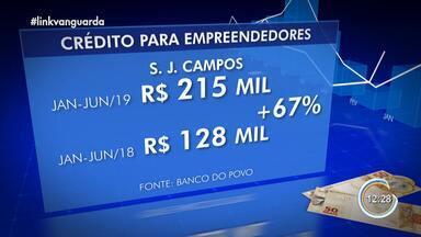 Feirão do microcrédito começou no Banco do Povo em São José - Procura por esse tipo de serviço tem crescido na cidade.