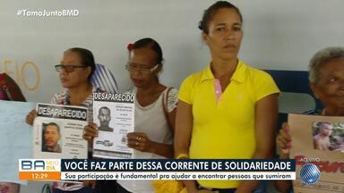 Confira o quadro de Desaparecidos desta quarta-feira - Quem tiver informações sobre as pessoas procuradas deve informar à Polícia Civil.