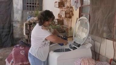 Moradores de Barra Bonita reclamam de falta de água - Moradores de Barra Bonita tem reclamado constantemente da falta de água. A situação é mais frequente no bairro Portal São José.