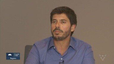 Júnior Bozzella fala sobre desafios nos primeiros meses de mandato - Deputado aborda iniciativas como Presidente da Subcomissão de Portos da Câmara.