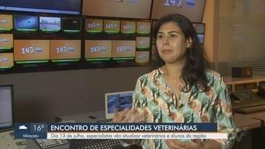 2º Encontro de Especialidades Veterinárias é promovido em Santos - Evento ocorre dia 13 de julho.