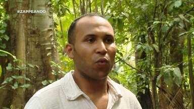 Parte 2: Amazonense dá um show imitando pássaros da Amazônia - Parte 2: Amazonense dá um show imitando pássaros da Amazônia