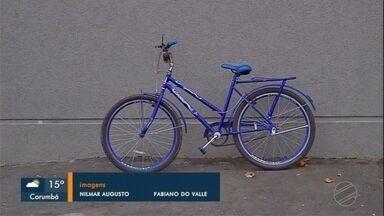 36 ciclistas foram vítimas de quedas ou acidentes no trânsito de Corumbá - Além de redobrar a atenção é preciso usar equipamentos e manter a manutenção da bicicleta em dia.