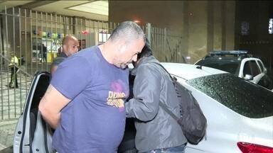 Polícia prende um dos suspeitos de vender os imóveis que desabaram na Muzema - Dois prédios desabaram em abril na Muzema, Zona Oeste do Rio de Janeiro; 24 pessoas morreram soterradas.