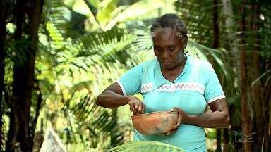 Tradição em quilombo é mantida no Maranhão - Vida segue tranquila seguindo a trajetória dos seus ancestrais em uma comunidade que fica situada no Norte do estado.