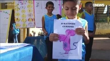As obras de Fernando Sabino nas escolas públicas