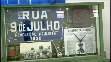 Revolução Constitucionalista marca região de Itapetininga - A Revolução Constitucionalista marcou região de Itapetininga (SP), que foi palco de confrontos.