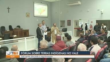 Fórum discute regularização de terras indígenas no Vale do Ribeira - Secretário Nacional de Assuntos fundiários do Ministério de Agricultura, Pecuária e Abastecimento está na região.