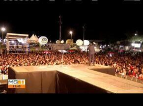 Noite Gospel anima pública na Expoagro em Governador Valadares - Exposição agropecuária acontece até o domingo (14).