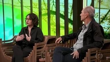 Fernanda Diamant fala sobre a experiência do luto - Fernanda é viúva do jornalista Otávio Frias Filho