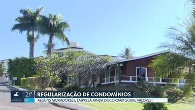 Começa processo de escrituração de condomínios em Sobradinho - Empresa diz que que mais de dois mil moradores já assinaram acordo. Síndicos de alguns condomínios discordam do preço cobrado.