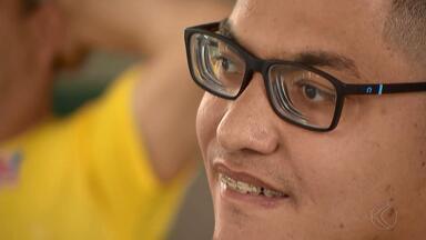 Resultado de imagem para Eduardo Batista mostra competitividade na bocha paralímpica
