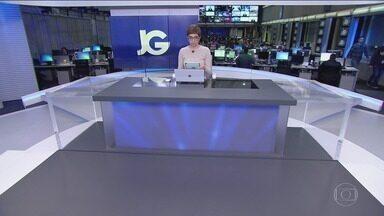 Jornal da Globo - Edição de quinta-feira, 11/07/2019 - As notícias do dia com a análise de comentaristas, espaço para a crônica e opinião.