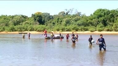 Bombeiros criam aplicativo com alerta para afogamento em praias de rios no TO - Julho é mês de alta temporada nas praias de rio no Tocantins. Mas as águas, aparentemente calmas, já registraram 29 afogamentos desde o início de 2019 no estado.