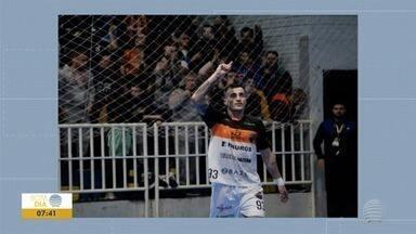 Ex-jogador do Dracena morre em acidente no interior do RS - Pablo Yago Radaeli, de 22 anos, defendeu as cores de time da região em 2018.