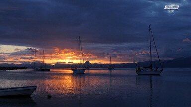 A Chegada em Fiji