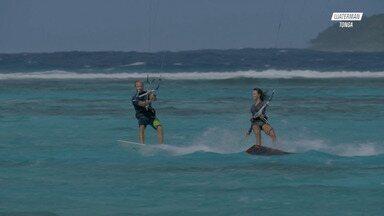Tranquilidade na Ilha de Vavau
