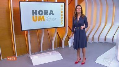Hora 1 - Edição de quinta-feira, 18/07/2019 - Os assuntos mais importantes do Brasil e do mundo, com apresentação de Monalisa Perrone