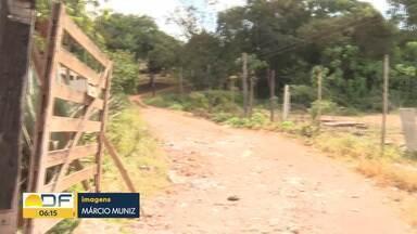Nova invasão já tem 50 casa em São Sebastião - Local foi chamado de Bairro Vila Nova e é monitorado pelo DF Legal. Segundo levantamento da CODHAB, já são 464 invasões pelo DF e as que surgiram depois de 1º de janeiro de 2019 serão derrubadas.