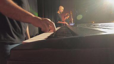 Globo Horizonte apresenta o som experimental do Nie Myer - Trio mistura jazz, bossa nova, pop e música eletrônica.