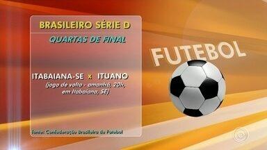 Confira a rodada dos times da região - Confira a rodada dos times da região na 4ª divisão do Campeonato Paulista, na Copa Paulista e na série D do Brasileiro.
