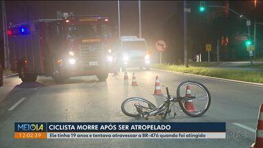 Ciclista morre atropelado na Estrada da Ribeira - Polícia diz que motorista tinha bebido antes de dirigir.