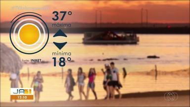 Tocantinenses aproveitam a baixa temperatura nas cidades durante as noites - Tocantinenses aproveitam a baixa temperatura nas cidades durante as noites