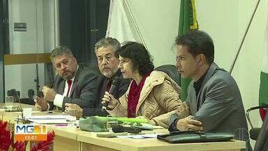 MP e Sindicato discutem indenizações destinadas aos familiares das vítimas de Brumadinho - Familiares vão receber por danos morais e por acidente de trabalho.