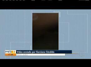 VC no MG: Morador de São José do Jacuri mostra problemas com iluminação pública - Confira outras reivindicações dos moradores da região.