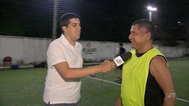 GETV: racheiros tem um dia de repórter na frente das câmeras - Acompanhe com Lucas Catrib