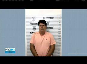 Vereador que assassinou prefeito de Naque a tiros é levado ao presídio de Açucena - Crime ocorreu no dia 13 de julho e o vereador foi preso em Vitória, no Espírito Santo.