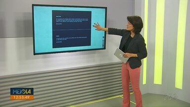 Veja as mensagens que o público do Meio Dia Paraná mandou neste sábado (20) - As mensagens podem ser enviadas pelo aplicativo Você na RPC ou pelo 99972-5178.
