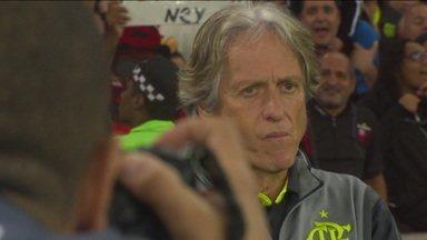 Nos passos de Jesus: Veja como foram os primeiros de trabalho do novo treinador do Flamengo - Nos passos de Jesus: Veja como foram os primeiros de trabalho do novo treinador do Flamengo