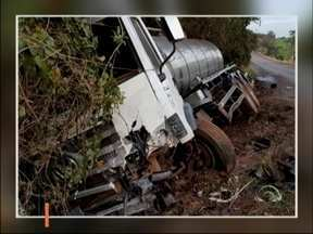 Quatro pessoas morrem em acidentes na região - Fim de semana foi violento nas estradas do norte do RS