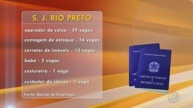 Confira as vagas de emprego abertas em Rio Preto - Confira as vagas de emprego abertas em Rio Preto